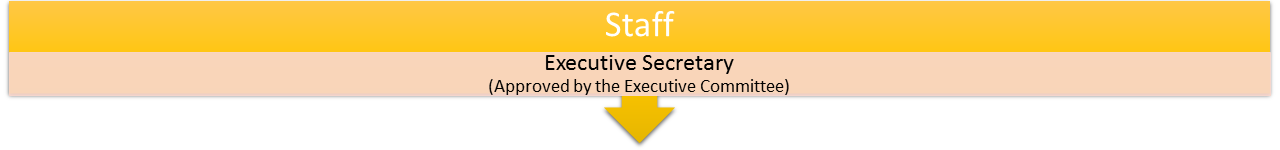 CRCEA Structure - Staff