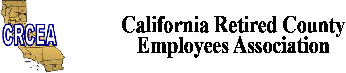 CRCEA - California Retired County Employees Association