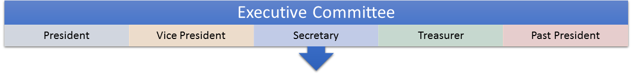 CRCEA Structure - Executive Committee